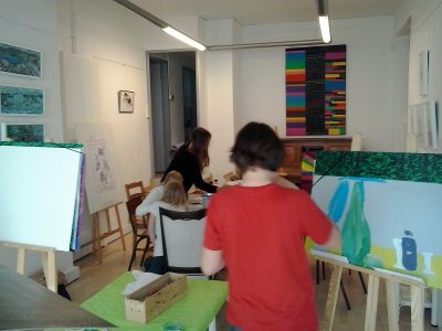 atelier de Natalia Kabiesz